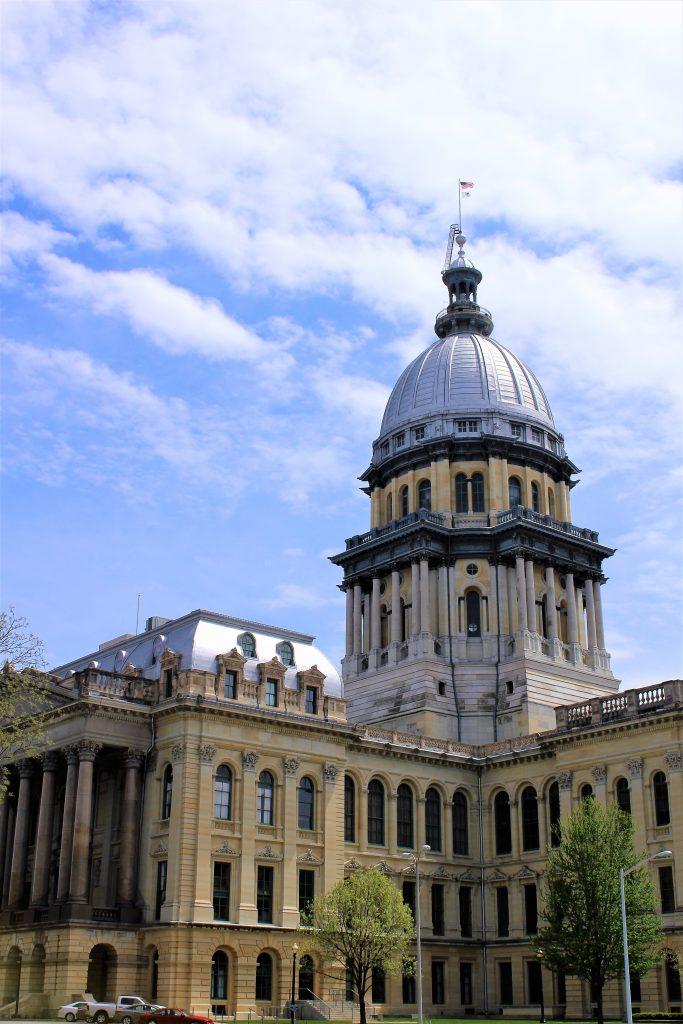 Springfield IL Capitol Building